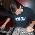 D.J. Lodola on the mix