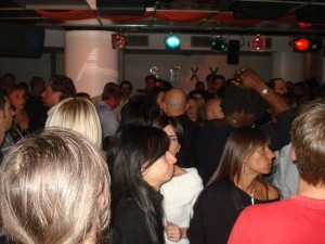Funky & Disco Night Le Ruote 31-10-2011