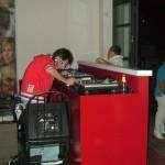 Roberto Lodola al mixer